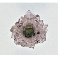 Amethyst 17mm Loose Stalactite Gemstone Slice