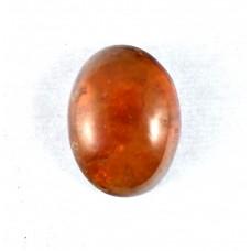 Garnet (Hessonite) 11x9mm Oval Loose Gemstone Cabochon