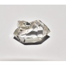 Quartz Crystal (Herkimer Diamond) 15mm Double Terminated Gemstone