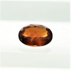Garnet (Spessartine) 14.5x10mm Loose Oval Faceted Gemstone