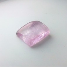 Kunzite 15x11mm Rectangular  Cut Loose Gemstone Cabochon