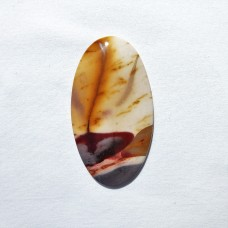 Mookaite Jasper 66x37mm Oval Loose Gemstone Cabochon