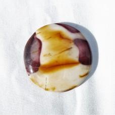 Mookaite Jasper 44mm Round Loose Gemstone Cabochon