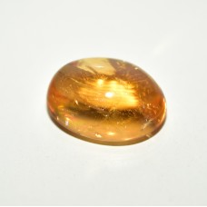Citrine 21x14mm Oval Cabochon
