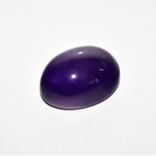 Amethyst 20x15mm Oval Loose Gemstone Cabochon