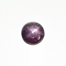Ruby 11mm Round Cabochon