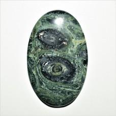 Star Galaxy Jasper 50x30mm Oval Loose Gemstone Cabochon