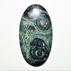 Star Galaxy Jasper 55x30mm Oval Loose Gemstone Cabochon