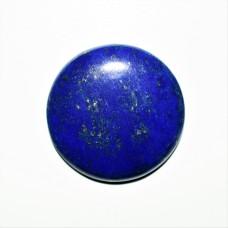 Lapis Lazuli 36mm Round Loose Gemstone Cabochon