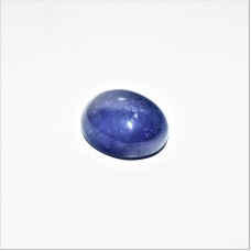Tanzanite 19x15mm Oval Cabochon