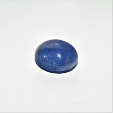 Tanzanite 15x13mm Oval Cabochon