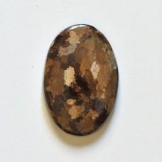 Bronzite 47x32mm Oval Cabochon