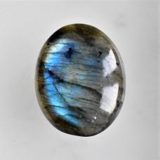 Labradorite 32x25mm Oval Loose Gemstone Cabochon