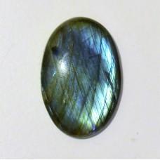 Labradorite 34x22mm  Oval Loose Gemstone Cabochon