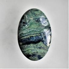 Star Galaxy Jasper 40x26mm Oval Cabochon