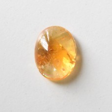 Citrine Cabochon 18x14mm Oval