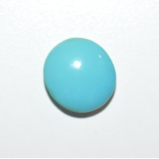 Turquoise AAA grade 18x17mm Oval Cabochon