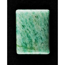 Amazonite 20x15mm Rectangular  Gemstone Cabochon