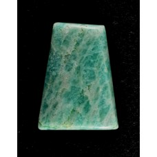Amazonite 20x15mm Trapezium Cut Gemstone Cabochon