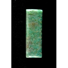 Amazonite 30x10mm Rectangular Gemstone Cabochon