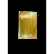 Peach Moonstone 12x8mm Rectangular Gemstone Cabochon