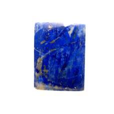 Lapis Lazuli 20x15mm Rectangular Gemstone Cabochon
