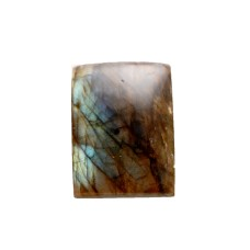 Labradorite 20x14mm Rectangular Gemstone Cabochon