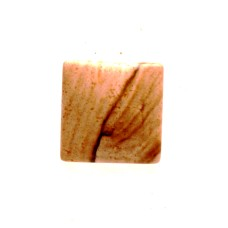 Picture Jasper 15mm Square Gemstone Cabochon