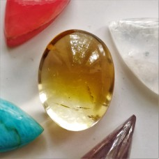 Citrine 20x15mm Oval Cabochon