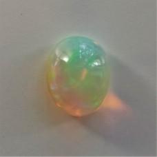 Opal (Ethiopian)10.8x8.6mm Oval Cabochon