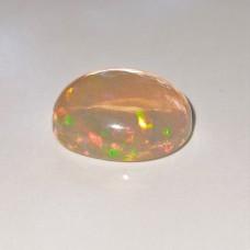 Opal (Ethiopian)12x9.2mm Oval Cabochon
