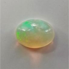 Opal (Ethiopian) 10.2x7.5mm Oval Cabochon