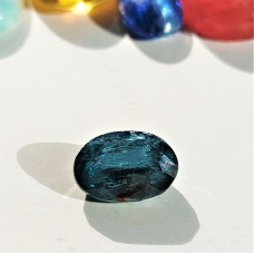Kyanite 12.5x8.5mm Oval Faceted Gemstone