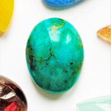 Turquoise 17x13mm Oval Cabochon