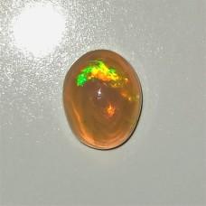 Opal (Ethiopian) 9.7x7.6mm Oval Cabochon