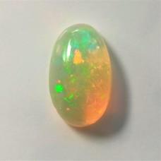 Opal (Ethiopian) 11x6.7mm Oval Cabochon