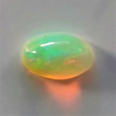 Opal (Ethiopian) 10.5x6.8mm Oval Cabochon