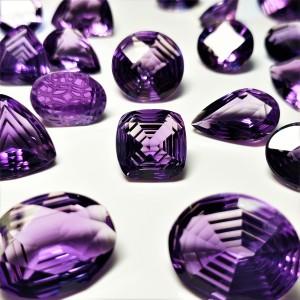 Fantasy Cut Gemstones