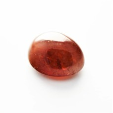 Garnet (Hessonite) 17x13mm  Oval Loose Gemstone Cabochon